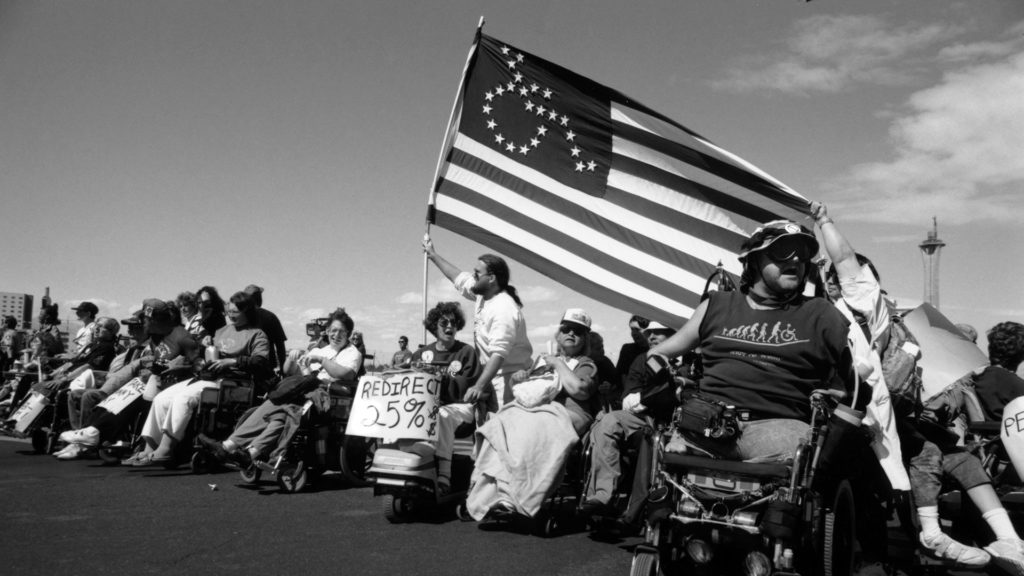 Disability Rights Activists