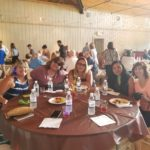 Wine Tasting 2017 large group of guests